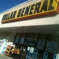 Photo taken at Dollar General by Terry S. on 11/30/2011