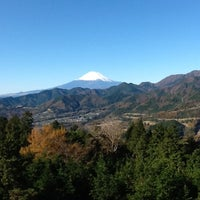 Photo taken at ヤビツ峠 by Yasushi K. on 12/4/2011