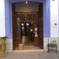 Photo taken at El Celler de la Marina by David M. on 8/25/2012