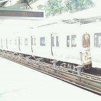 Photo taken at SEPTA MFL 46th Street Station by Stephanie A. on 9/3/2011