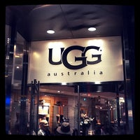 Photo taken at UGG Australia by Mochizuki N. on 10/15/2011