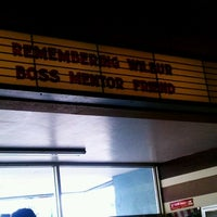 Photo taken at Crest Cinema Centre by cassie b. on 12/21/2011
