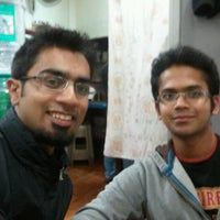 Photo taken at Hasty Tasty by Paritosh S. on 1/3/2012