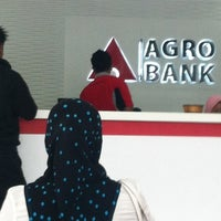 Photo taken at Agro Bank by Zakie Z. on 6/8/2012
