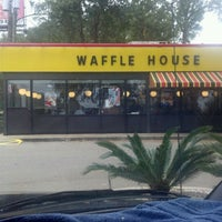 Photo taken at Waffle House by Karl W. on 12/20/2011
