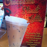 Photo taken at Happy Harbor Coffee & Creamery by Kelly R. on 7/18/2012