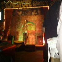 Photo taken at Comedy Cafe by Ical on 3/21/2012