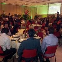 Photo taken at Centro de Convenções de Natal by Filipe A. on 9/17/2011