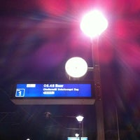 Photo taken at Bahnhof Cham Alpenblick by Rainer R. on 4/20/2011