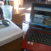 Photo taken at Starbucks by AmirHassan on 8/24/2012