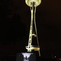 8/27/2012にChelsey W.がSeattle Center - Movies at the Muralで撮った写真