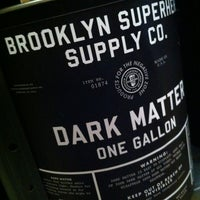 Photo taken at Brooklyn Superhero Supply Co. by Conor O. on 9/24/2011