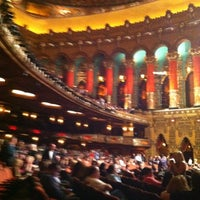 Photo taken at Fox Theatre by Sue N. on 5/12/2012