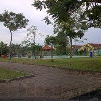 Photo taken at Futsal Court by Rodney A. on 5/27/2011