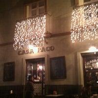 Foto tomada en Casa Paco por Juan V. el 1/7/2012