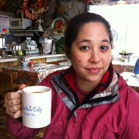 Photo taken at Barbie's Seabeck Bay Cafe by N C. on 3/10/2012
