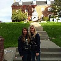Photo taken at Sigma Kappa by Jamee H. on 10/15/2011
