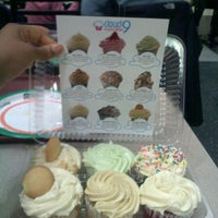 Photo taken at Cloud 9 Cupcakes by Sharma J. on 11/19/2011
