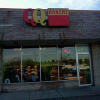 Photo taken at QQ Bakery by JR D. on 12/1/2011