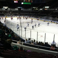 Photo taken at Carver Arena by David R. on 12/31/2011