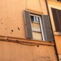 Photo taken at Via Rasella by Ste Jenny Z. on 5/5/2012