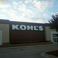 Photo taken at Kohl's Cary by Keith G. on 11/5/2011