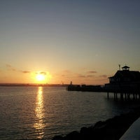 Photo taken at San Diego Harbor by Sean D. on 9/6/2012