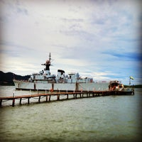 Photo taken at RAHMAT Maritime Museum by Rizan S. on 7/4/2012