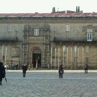 Foto tomada en Hotel Parador de Santiago - Hostal dos Reis Católicos por Susana P. el 4/23/2012