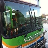 Photo taken at Triangle Transit Regional Transit Center (RTC) by Megan B. on 3/29/2011