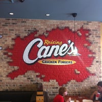Photo taken at Raising Cane's by Tyler M. on 8/15/2011