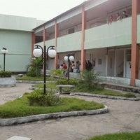 Photo taken at UFMA - Universidade Federal do Maranhão by Raildo P. on 10/17/2011