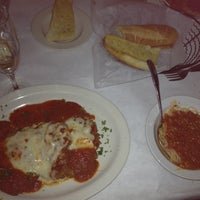 Photo taken at Enza's Italian Restaurant by Rita M. on 12/31/2011