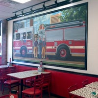 Photo taken at Firehouse Subs by Stefan K. on 9/9/2012