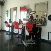 Photo taken at Russo Hairdressing by Richard B. on 3/21/2012
