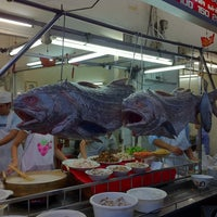 Photo taken at Gimpo Fish Porridge by Pieangjai T. on 6/25/2011