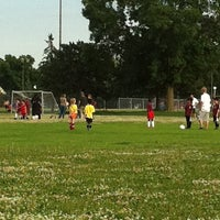 Photo taken at Northeast Athletic Fields by Rick B. on 7/6/2011