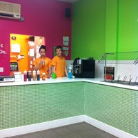 Photo taken at Top This Frozen Yogurt by Lincoln B. on 3/29/2011