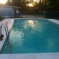 Photo taken at Poolside by Amanda D. on 6/26/2012