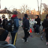 Photo taken at NYRR Ted Corbitt 15K by Amy A. on 12/17/2011