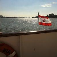 Photo taken at Flandria Harbour Tour by ElluhZelluf on 8/20/2011