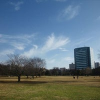 Photo taken at Kiba Park by Shin S. on 1/1/2011