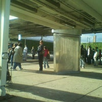 Photo taken at CTA - Kedzie by Serena M. on 9/29/2011