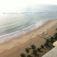 Photo taken at Hotel Blue Tree Towers Recife by Raphael S. on 11/7/2011
