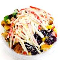 Photo taken at Market Street (Golden Shoe) Food Centre by Celes 思. on 6/12/2012