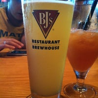 Photo taken at BJ's Restaurant and Brewhouse by Maria J. on 6/15/2011