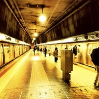 Photo taken at MTA Subway - F Train by Doc P. on 10/25/2011