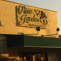 Photo Taken At Olive Garden By James W. On 9/25/2011 ...