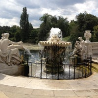 Photo taken at Italian Fountains by Irina A. on 6/20/2012