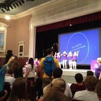Photo taken at Wilson Hall by Josiah L. on 8/23/2012